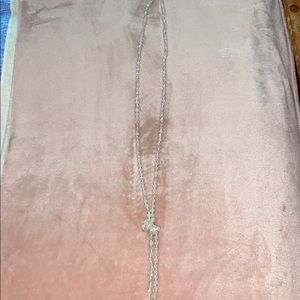long bead lecklace